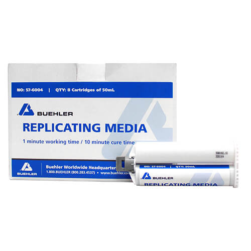 Replicating Media, PK of 8 Cartridges, 50mL each
