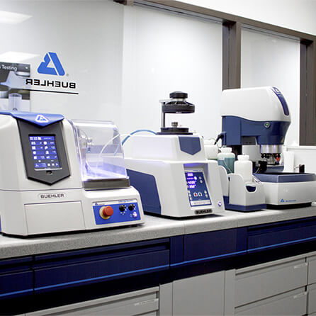 Buehler Announces Quick Delivery of Full Metallographic Lab Solutions Image